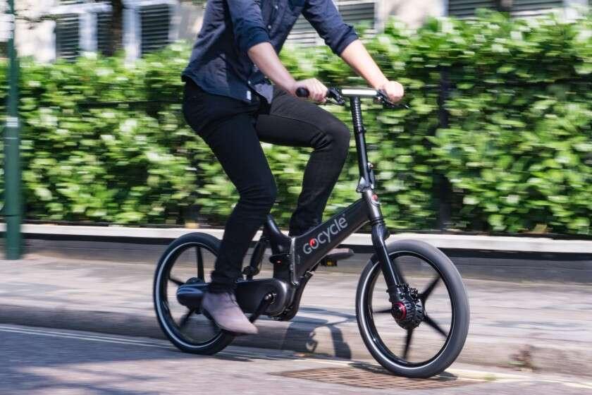 Składany eBike GXi od Gocycle już w 2020 roku