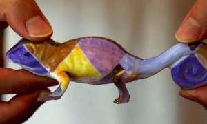Technologia Photochromeleon, czyli zabawa kolorami od MIT