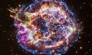Zobaczcie jak zmieniły się obrazy tej samej supernowej na przestrzeni 20 lat