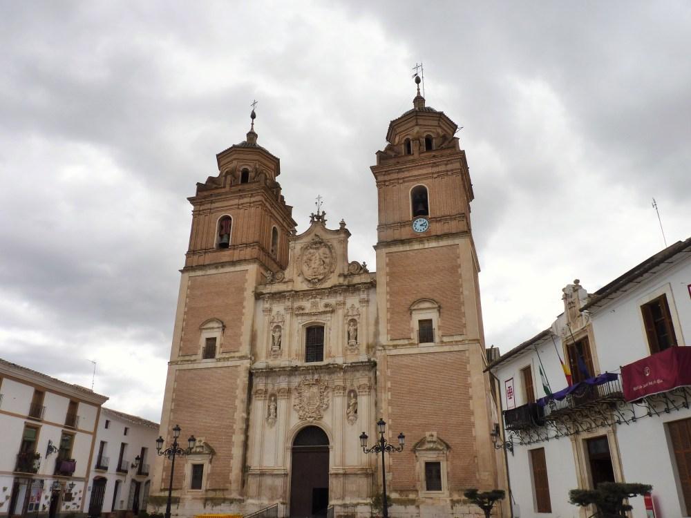 Vélez-Rubio - A pretty piece of history in Almeria (1/6)