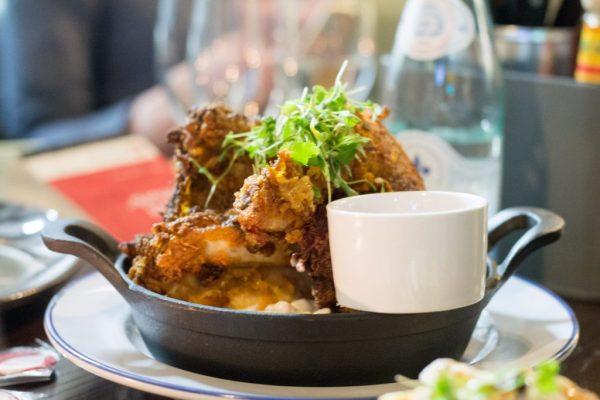 Free Range Irish Chicken Soaked in Buttermilk for 24 Hours