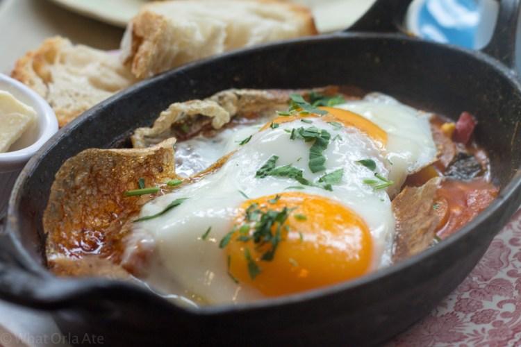 Eggbreak - Shakshuka