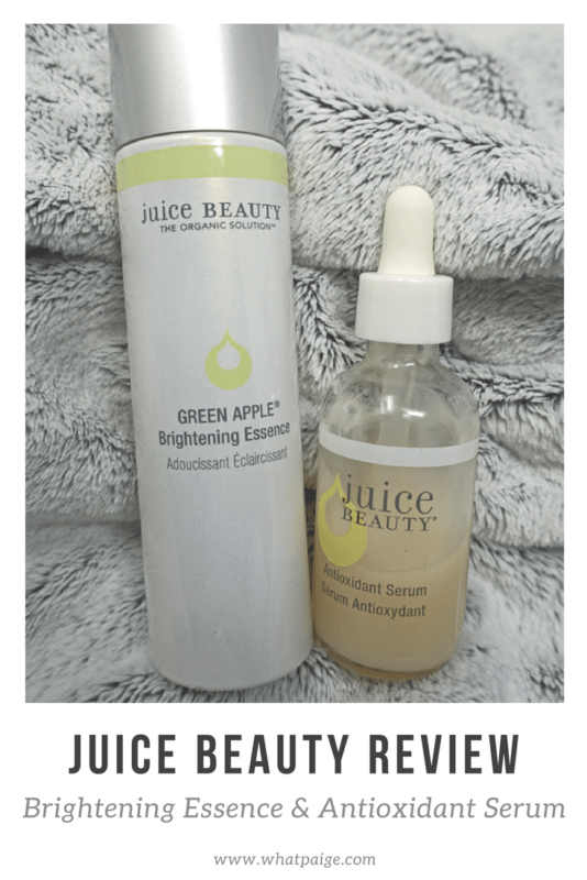 Juice Beauty Review