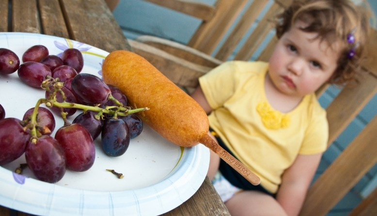 how do children become picky eaters