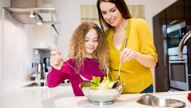how can I ensure that my child likes vegetables