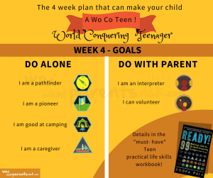 life skills training for teens week 4