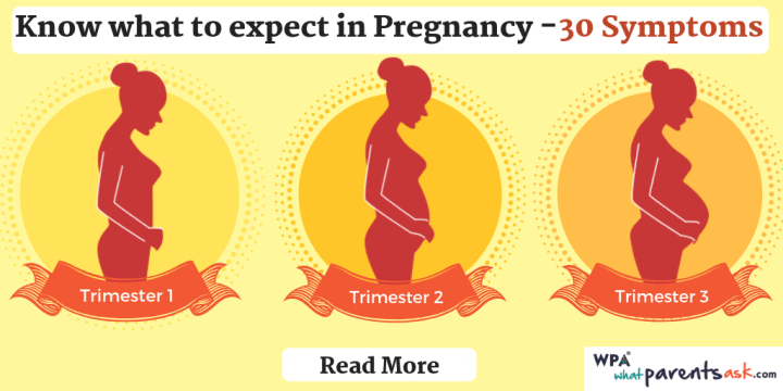 know what to expect during pregnancy 30 symptoms