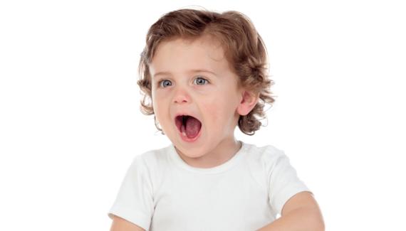 can ear wax cause speech delay in children