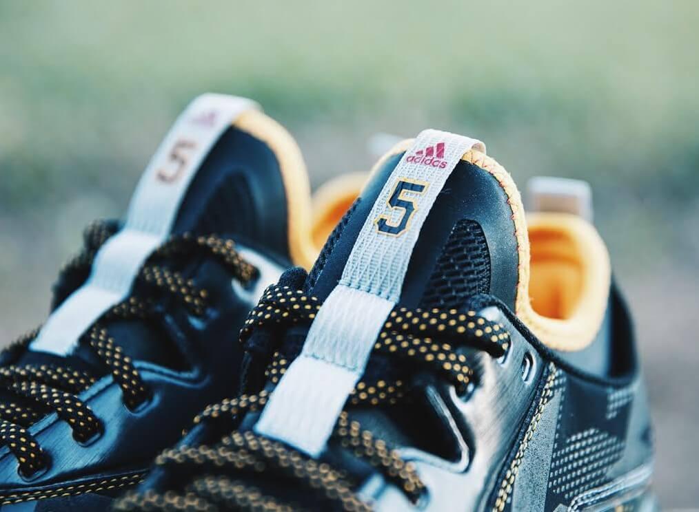 Josh Harrison adidas Cleats 3