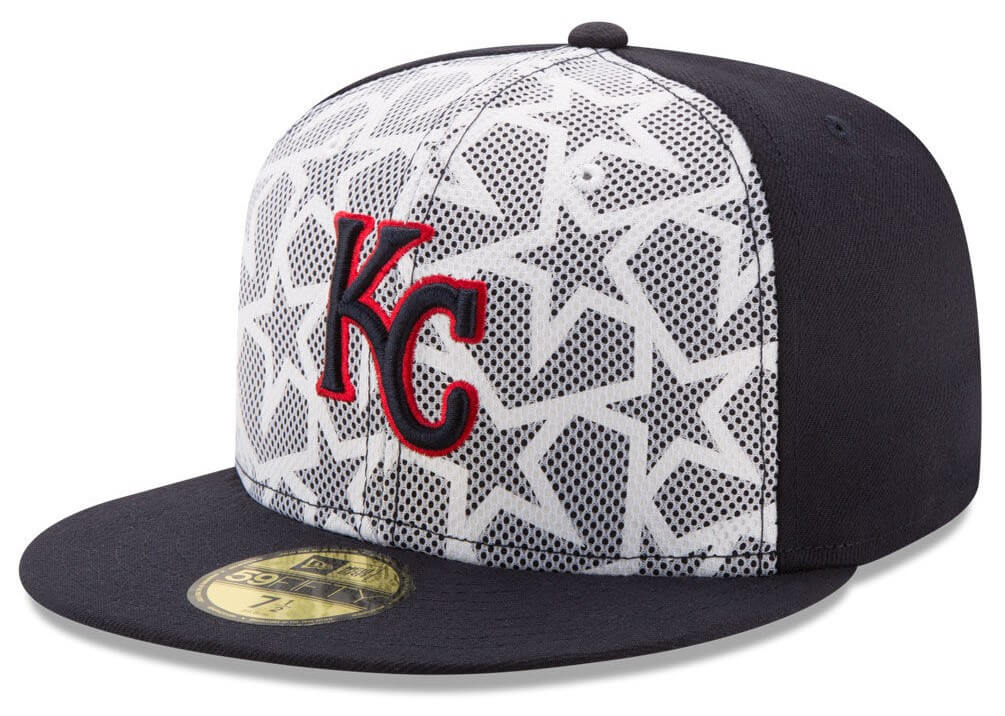 KC Stars and Stripes Hat