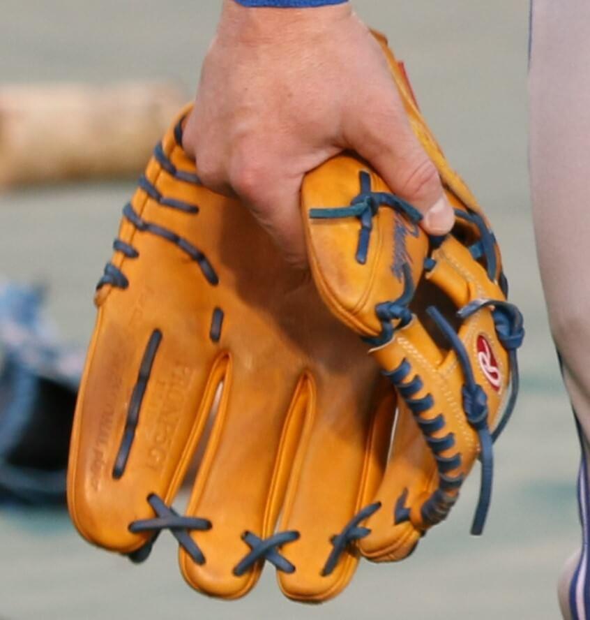 Josh Donaldson Rawlings PRONP5GT Glove 2