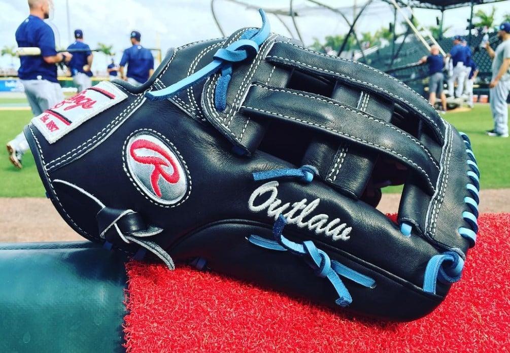 Kevin Kiermaier platinum glove