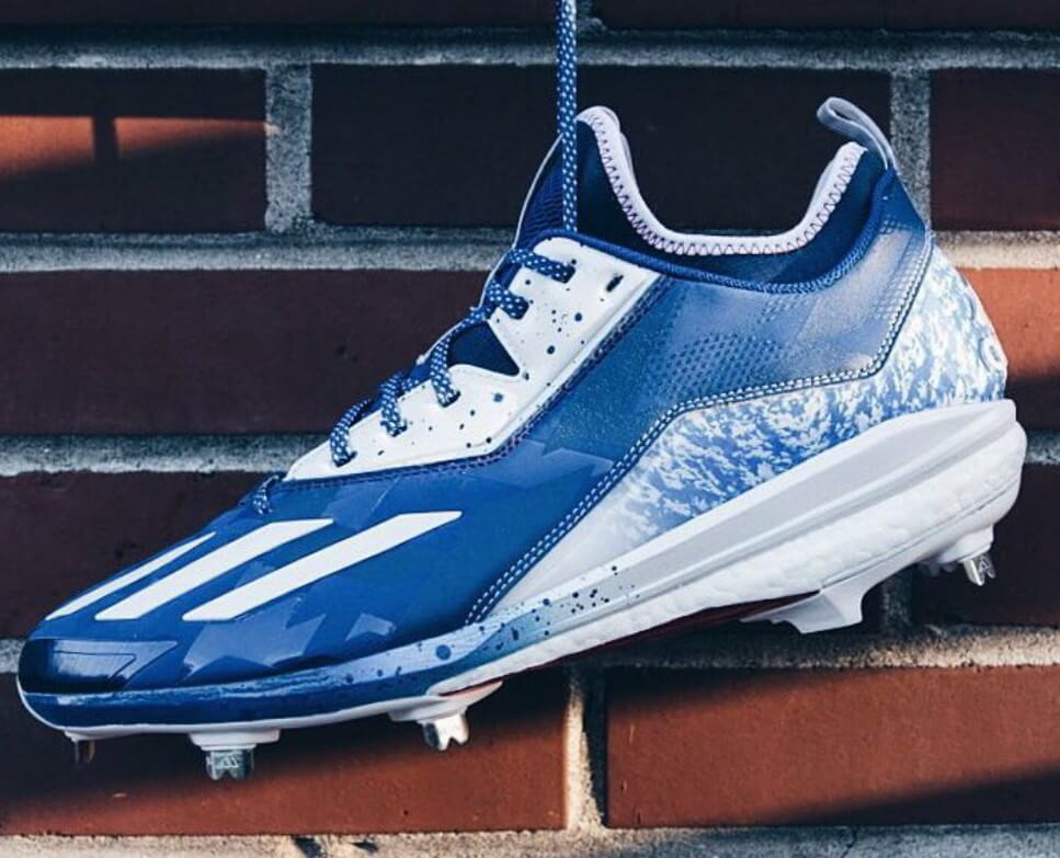 Kris Bryant adidas Boost Icon 2 Cleats 3
