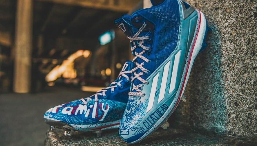 Kris Bryant adidas Energy Boost Icon Cleats 2
