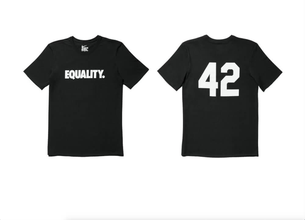 equality + 42 tee