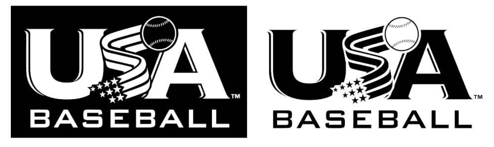 USABat Stamp - Light