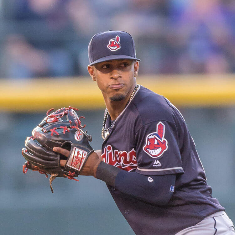 Francisco Lindor Rawlings Platinum Glove