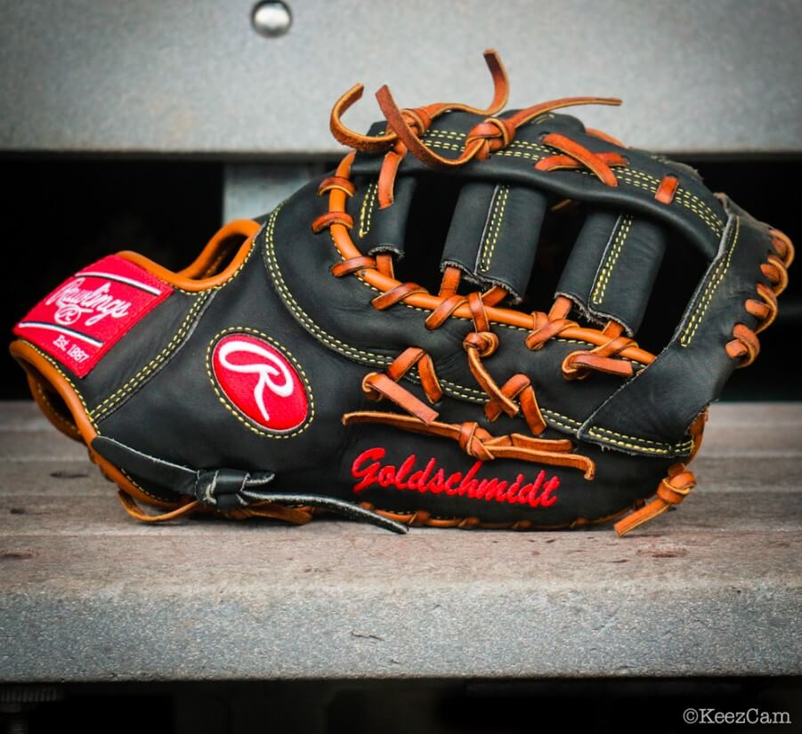 Paul Goldschmidt Rawlings First Base Mitt