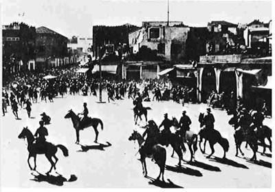 Jaffa demonstration 1933