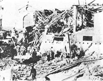 Grand saraya truck bomb 1948