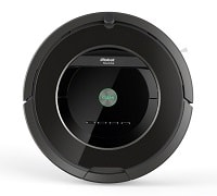 iRobot Roomba 880 Vacuum Cleaning Robot or Pets and Allergies