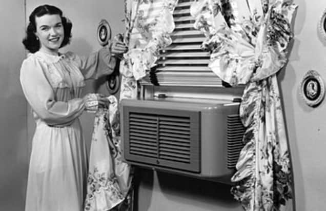 First Window Air Conditioner