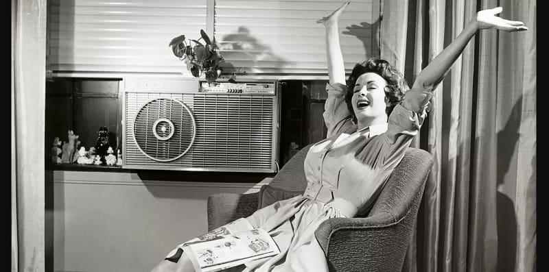 History of Air Conditioners