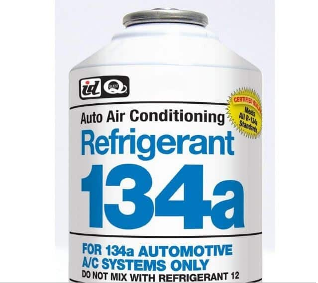 Refrigerant 134a for Auto Air Conditioning