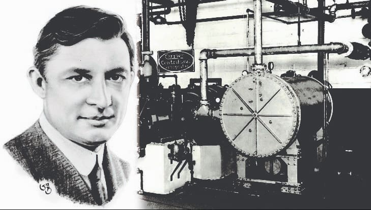 Willis Carrier - A/C Inventor