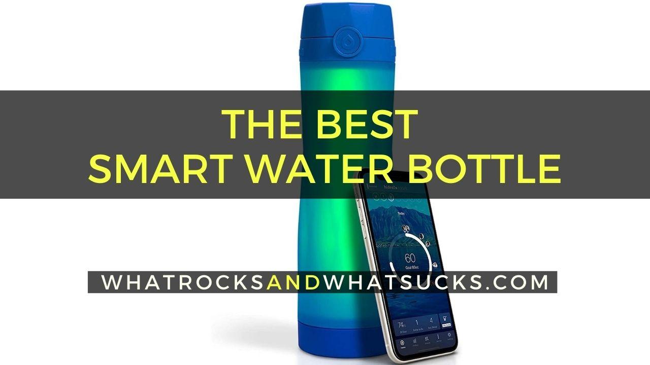 THE BEST SMART WATER BOTTLE