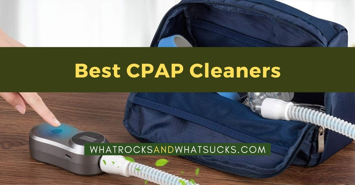 CPAP CLEANERS