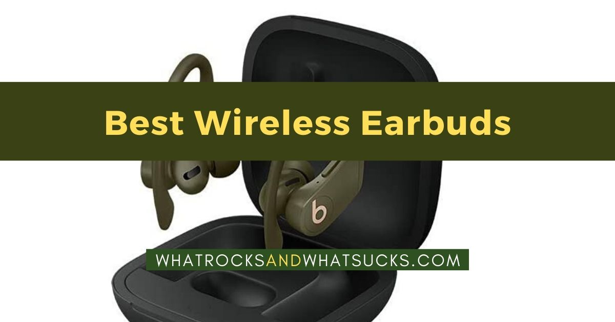 BEST WIRELESS EARBUDS ON WISH