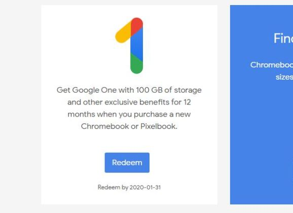 How to Get 100GB of Free Google Drive Space on a Chromebook