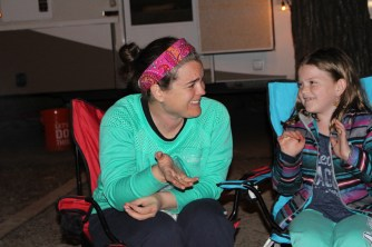 Campfire Laughing