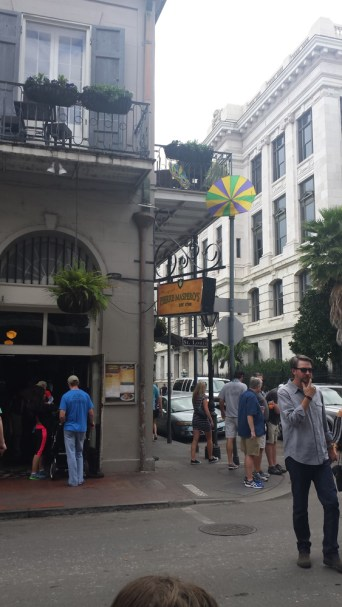 Lunch In The French Quarter