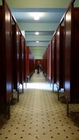 Old School Locker Room