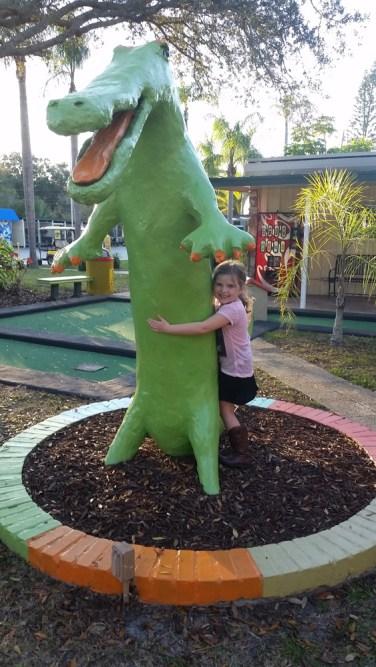 I love this gator!