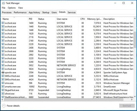 Multiple Svchost.exe running - fix Svchost.exe high CPU problem