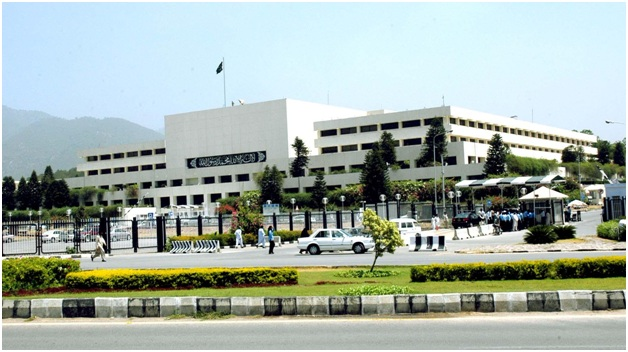 National Assembly Building of Pakistan