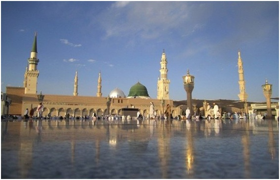 What Is The National Mosque of Saudi Arabia?