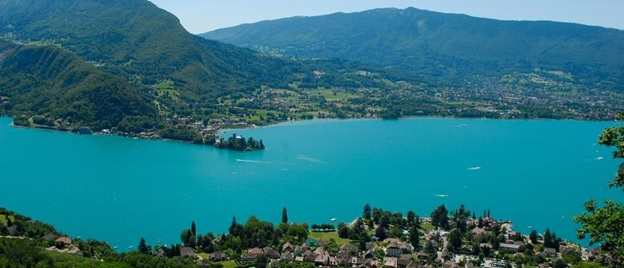 What is The Famous Lake of Franch?