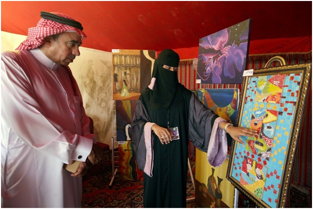 What is The National Dress of Saudi Arabia?