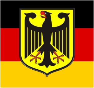 What is The National Emblem of Germany?