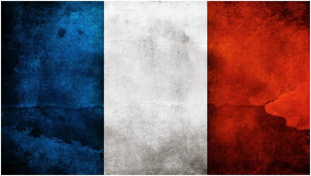 What is The National Flag of France?