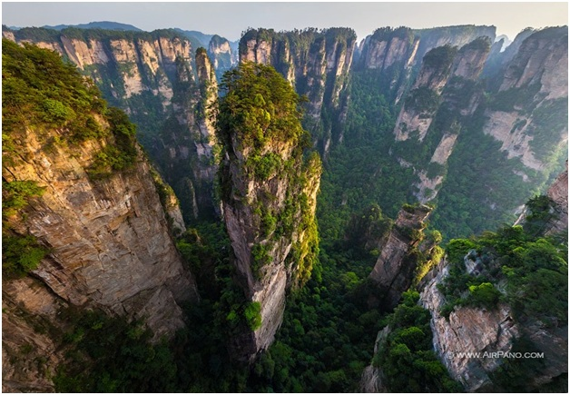 National Mountain of China