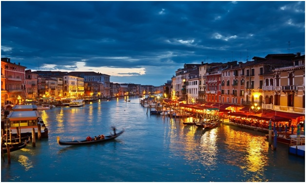 What is The National River of Italy?