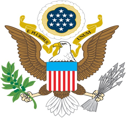 What is The National Seal of United States?