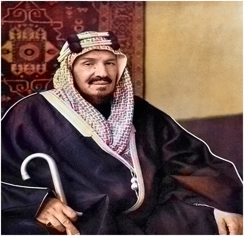 Who Is The Founders of Saudi Arabia?
