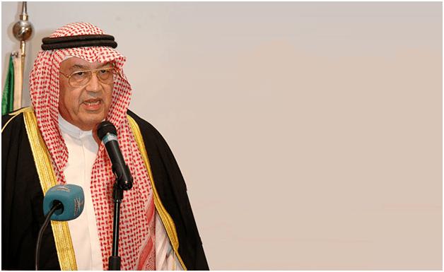 National Poet of Saudi Arabia