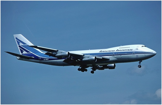 What Is The National Airline of Argentina?